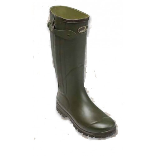 Bottes de chasse Percussion Chantilly Jersey full zip