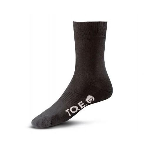 Lot de 3 paires de chaussettes TOE actives noires