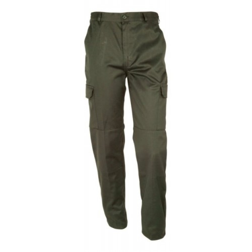 Pantalon basic PolyCoton Idaho