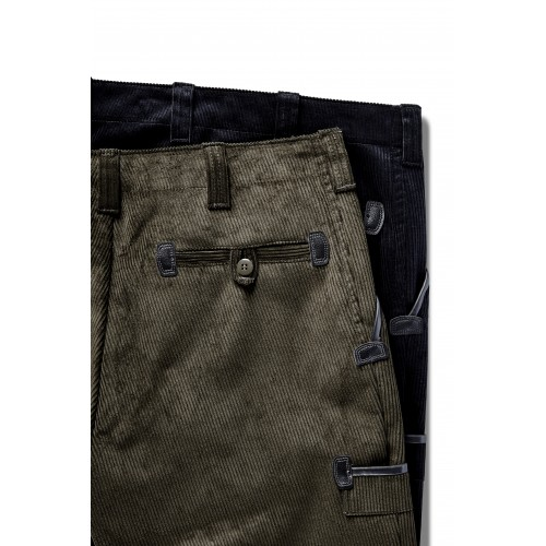 Pantalon velours de travail