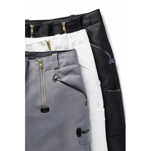 Pantalon largeot Allemand en moleskine