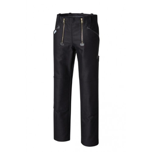 Pantalon largeot allemand Pionier en moleskine extensible