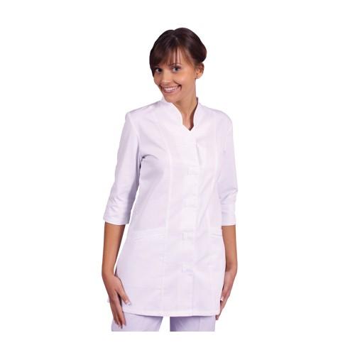Tunique de travail pour Dame Linette Lotus Blanc