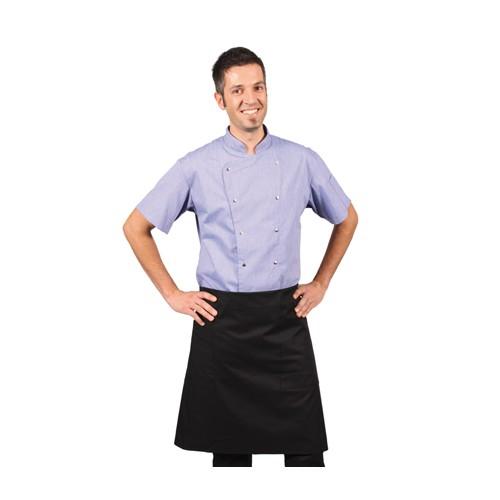 Veste de cuisine homme Ken Lotus Blanc
