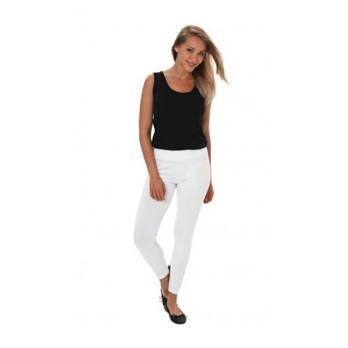 Pantalon de travail Mayotte Lotus Blanc