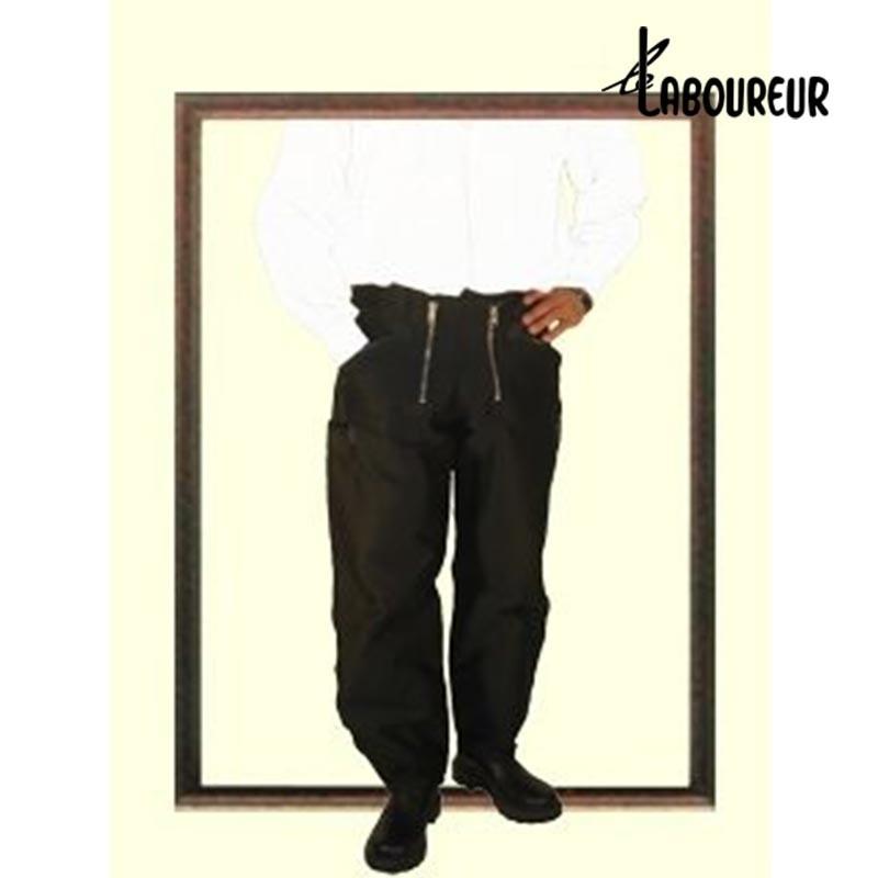 Pantalon largeot Allemand moleskine à passants Le Laboureur
