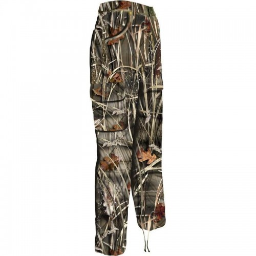 Pantalon de chasse Percussion Palombe GhostCamo Wet