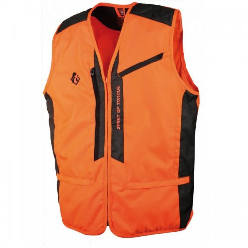 Gilet anti-ronces orange Somlys