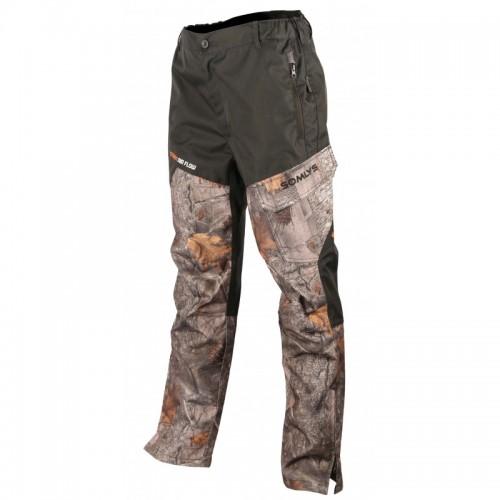 Pantalon fuseau riptop camouflé
