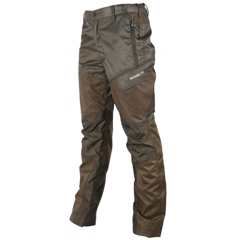 Pantalon fuseau cordura fighters Orange