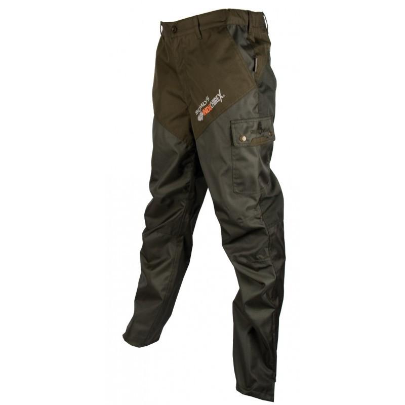 Pantalon fuseau indechirex vert
