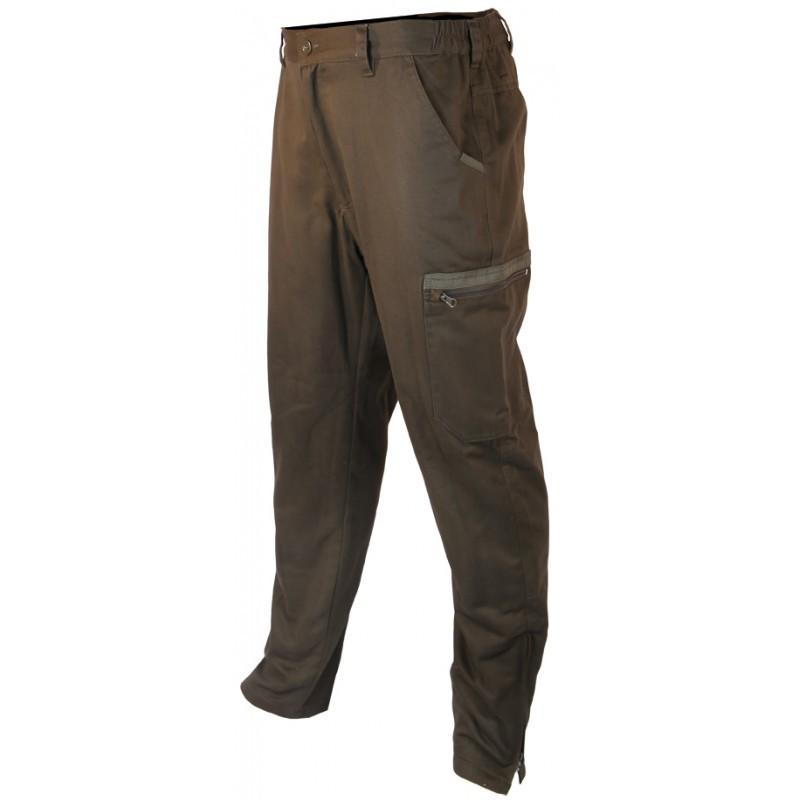 Pantalon fuseau doublure polaire