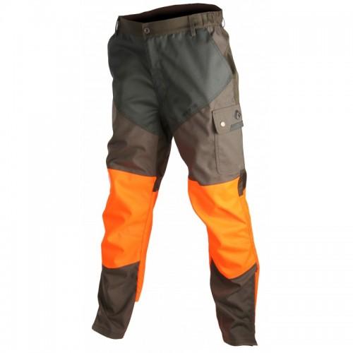 Pantalon fuseau cordura orange