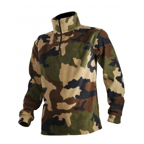 Sweat polaire camo CE Treeland