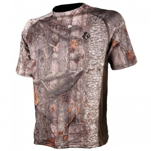 Tee shirt Spandex camo 3DX Somlys