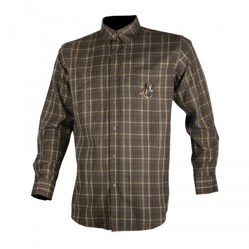 Chemise broderie Sanglier