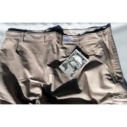 Pantalon largeot moleskine à passants Le Laboureur taille 58