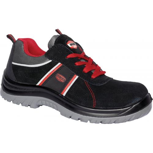 Chaussure de sécurité basse sans partie métal Airlow noir