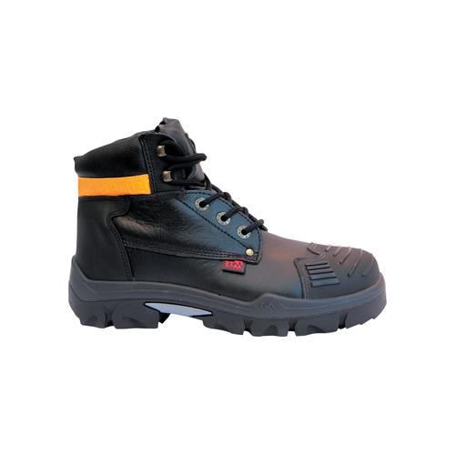 Chaussure de sécurité en cuir Atlas S3