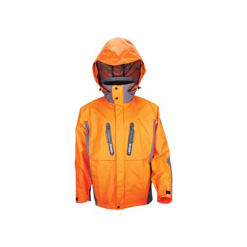 Veste de Pluie H2O Coloris orange