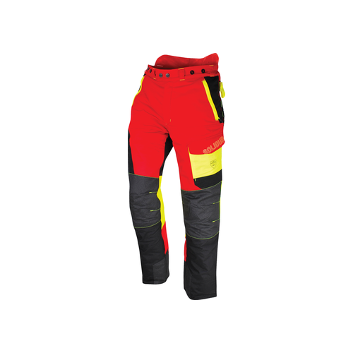 Pantalon Comfy Classe 3 Type A Coloris rouge