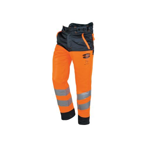 Pantalon Glow Haute Visibilité Classe 1 Type C Coloris Orange
