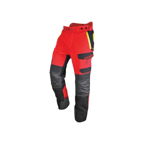Pantalon Infinity Classe 3 Type A Coloris rouge et jaune