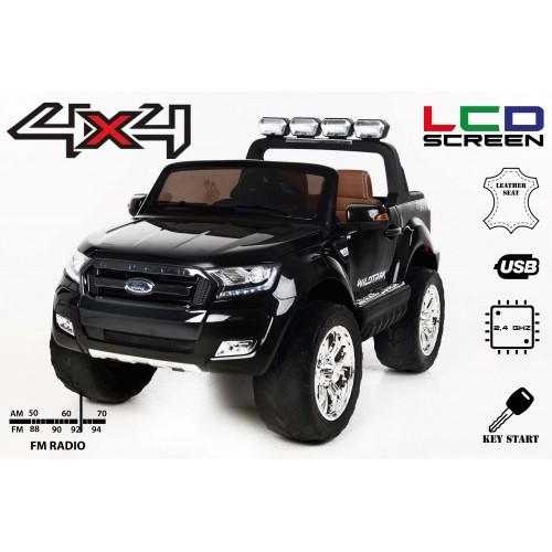 Ford Ranger Wildtrak 4X4 enfants électrique 2 places 12V