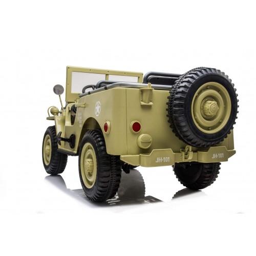 Voiture électrique USA ARMY 4X4