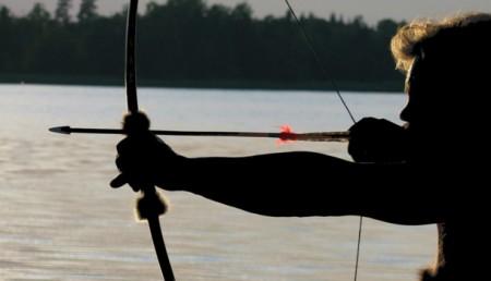 chasseur à l'arc