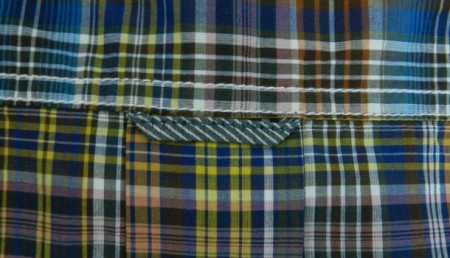 cordonnet de chemise