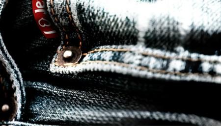 rivets de jeans