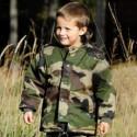 Vêtements de chasse enfant