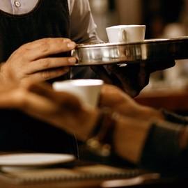 Sommelier / Garçon de café