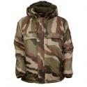 Vêtements de camouflage