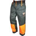 Vêtements de sécurité pour bûcherons et paysagistes