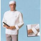 Veste blanche de cuisinier