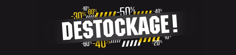 Déstockage : Jusqu'à 50 % de Réduction sur une Sélection d'Articles
